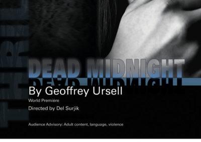 Dead Midnight Poster