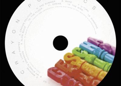 Gescha-CD-Label