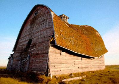 Broken Back Barn